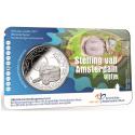 Stelling van Amsterdam Vijfje 2017 UNC  coincard