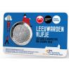 VVK Leeuwarden Vijfje 2018 UNC coincard