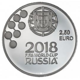 Portugal 2,5 Euro 2018 WK Voetbal