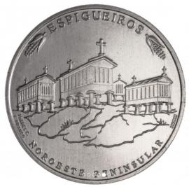 Portugal 2,5 Euro 2018 Graanschuren