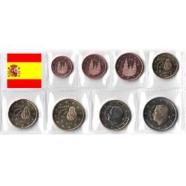 Spanje UNC Set 2019
