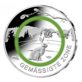 Duitsland 5 euro 2019  Gematigde Zone