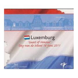 Luxemburg 2011 BU - Guest of Honour - Dag van de Munt  Nederland