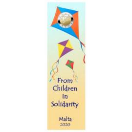 *Malta 2 Euro 2020  Games  Coincard MMT