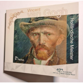Nederland World Money Fair set 2021 Vincent van Gogh