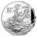 Frankrijk 10 euro 2021 Lucky Luke