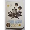 Canada 4,40 Dollar 75 jaar ondertekening UN verdrag 2020 Coincard