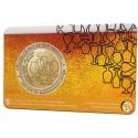 België 2,5 euro 2021 '5 jaar Belgische biercultuur' coincard NL-EN
