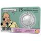 *België 5 euro  2021  '75 jaar Blake & Mortimer' Coincard Relief