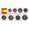Spanje UNC set 2021