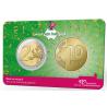 Nederland  2021 10 jaar Week van het geld coincard