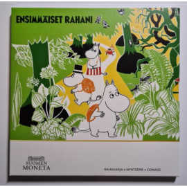 Finland BU set 2021 Moomin
