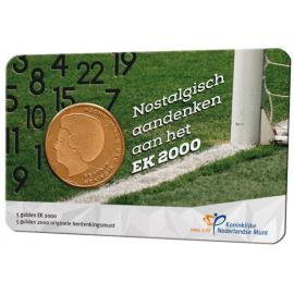 *Nederland EK Vijfje 2000  coincard