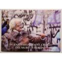 Vaticaan 2014  2 euro Val Berlijnse Muur Numisbrief