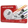 Nederland Anton Geesink Vijfje 2021 BU  Coincard