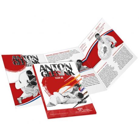 *Nederland Anton Geesink Vijfje 2021 Zilver Proof