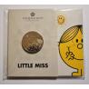 Engeland £5  Miss Sunshine Mr. Men Little Miss 2021 Blister