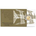 """Portugal 2 Euro """"Olympische Spelen"""" 2021  PROOF coincard"""