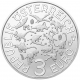 3 euro Oostenrijk 2021 Deinonychus