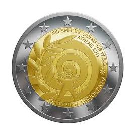 """Griekenland 2 Euro 2011 """"Olympische Spelen"""""""