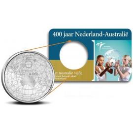 Het Australië vijfje  2006  in coincard